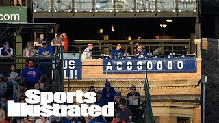 Chicago Cubs Fan Dies After Falling Over Wrigley Field Railing   SI Wire   Sports Illustrated