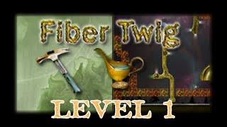 Fiber Twig - Level 1: Intro