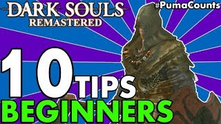 Top 10 Tips And Tricks For Dark Souls 1 Remastered For Beginners Starters Noobs PumaCounts