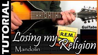Cómo tocar Losing my Religion de R.E.M. / Tutorial para Mandolina