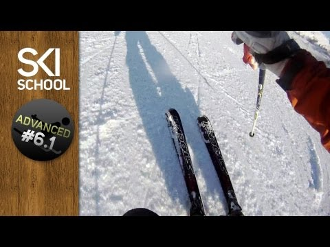 How to Pole Plant - Advanced Ski Lesson #6.1