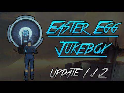 Destiny - Easter Egg Jukebox!