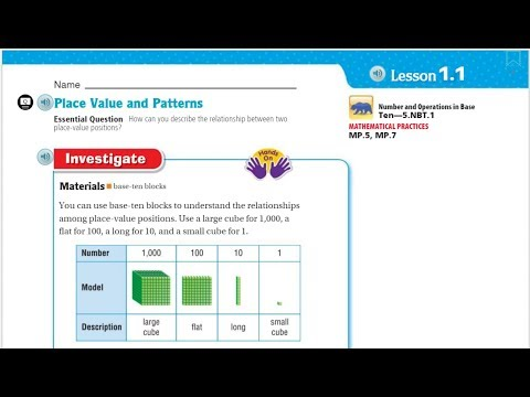 California Math Expressions Common Core Grade 5 Volume 1 ...