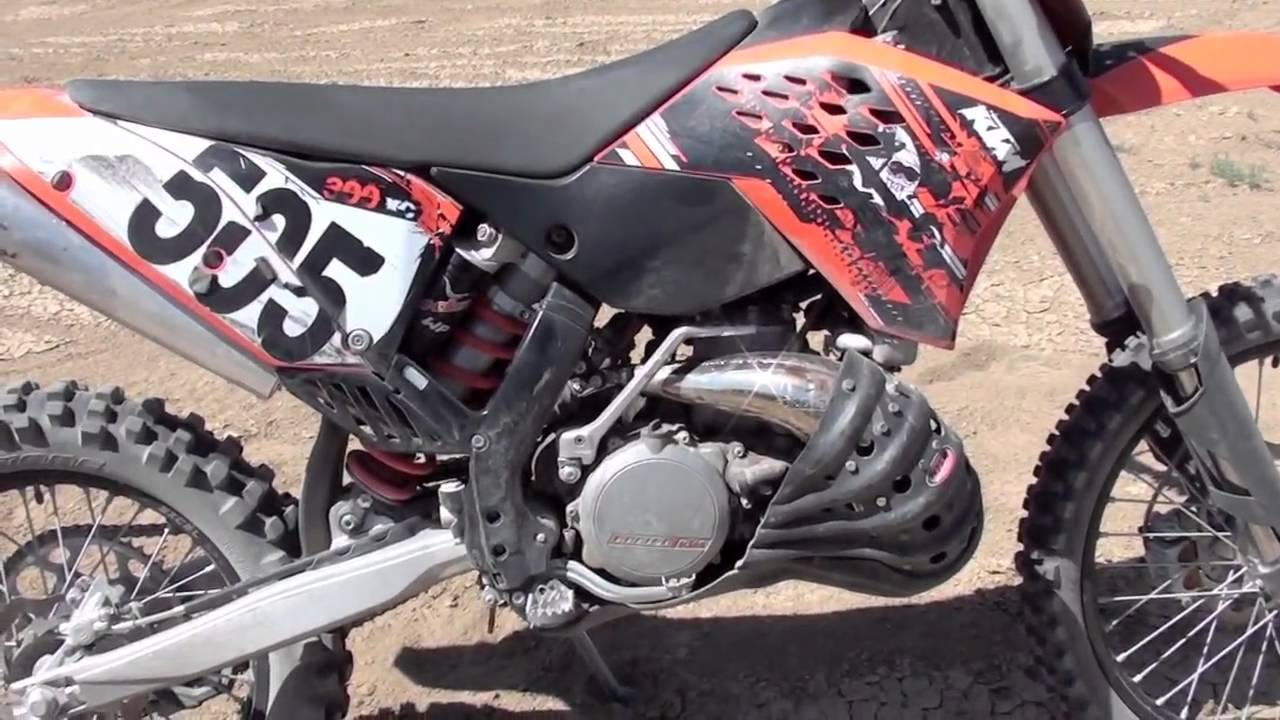 ktm 300 xc review - youtube