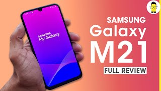 Samsung Galaxy M21 review   Better than the Galaxy M31 and Realme 6?