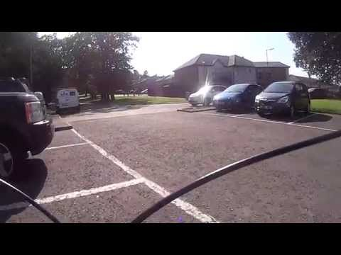 Irvine to Glasgow cycle track, NCN7 cycle route