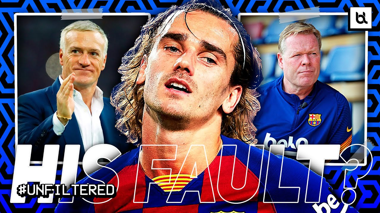 Download EXPLAINED: The Tragedy of Antoine Griezmann At Barcelona.