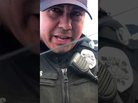 UNLAWFUL STOP & ARREST. BURLINGTON CITY POLICE DEPARTMENT & BURLINGTON COUNTY SHERIFF.