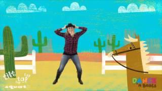 Preschool Learn to Dance: Giddy Up, Cowboy