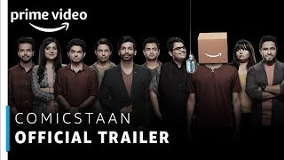 Comicstaan: Official Trailer 2018 | Prime Original | #TheFutureLooksFunny