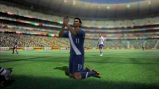 2010 FIFA World Cup South Africa | E3 promo & trailer
