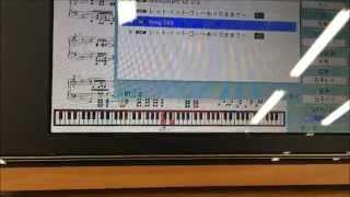 録音機能が付いてるピアノに千本桜ぶちこんできた(Short ver. thumbnail