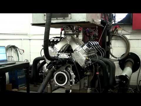 454 / 675HP LsNext Pump Gas Hydraulic Roller Engine