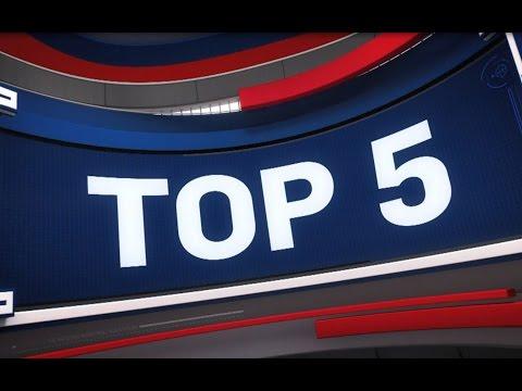 Топ-5 самых ярких эпизодов игрового дня НБА