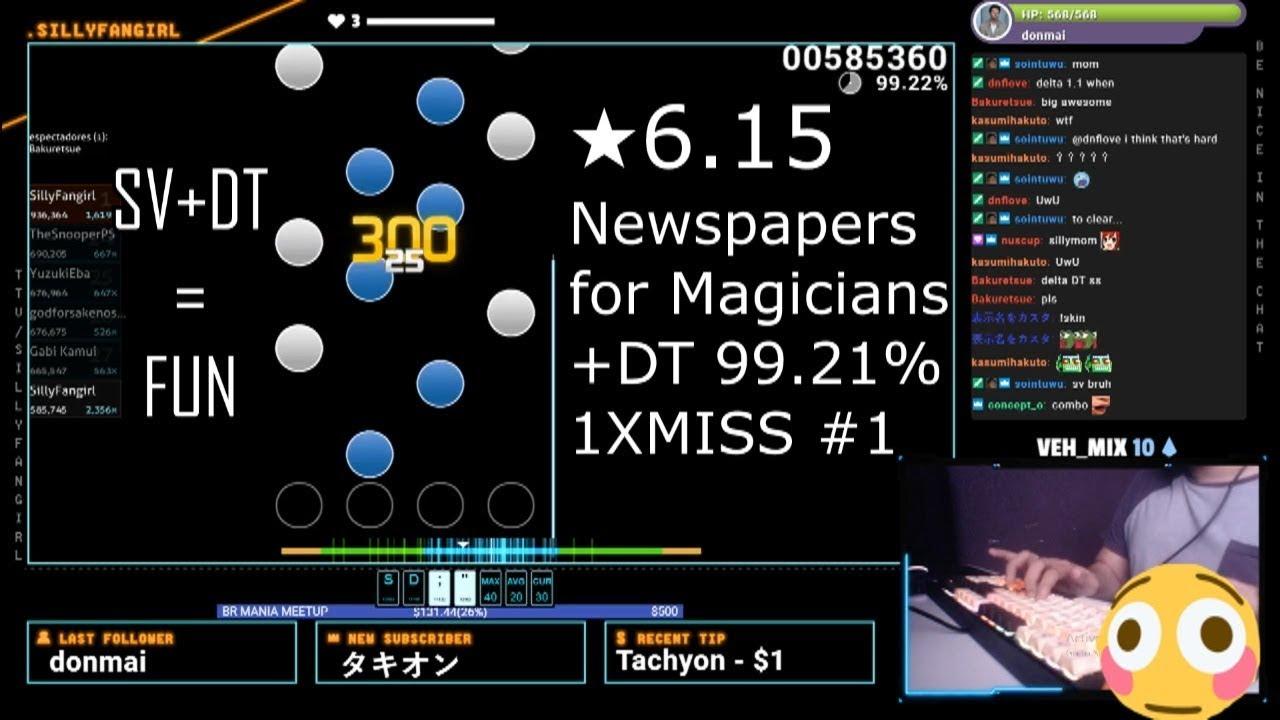 Tachyon V3 (6K VERSION) ???? | 91 69% A RANK