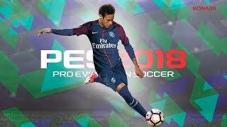 New Secrets Skills PES 2018[ Inédito/Exclusivo ] Tutorial Step Over Neymar Jr