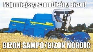 Bizon Sampo 2020 & Bizon Nordic Z140 - najmniejsze samobieżne Bizony [Matheo780]