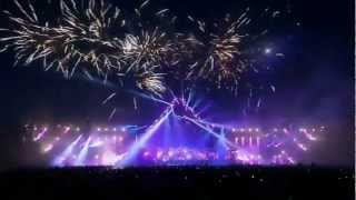 Headhunterz, Wildstylez & Noisecontrollers - World of Madness (Defqon.1 Anthem 2012) [HD]