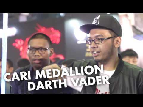 Cari Medallion Darth Vader | Mati Penasaran #7