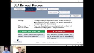 Second step in any ULA renewal or exit process is inventory of data