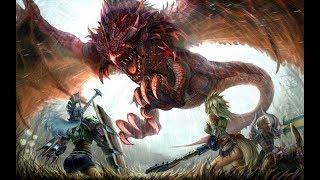 Monster Hunter World | Hunting Elder Dragons & Helping SOS Flares! Monster Hunter World Stream #07