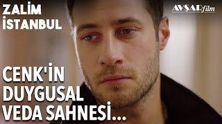 Cenk Köşkü Terk Ediyor, Cenk'in Duygusal Veda Sahnesi   Zalim İstanbul 16. Bölüm