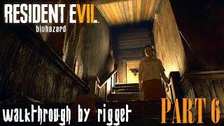 """Resident Evil 7: Biohazard Прохождение Часть 6 """"Драгоценный свет"""""""