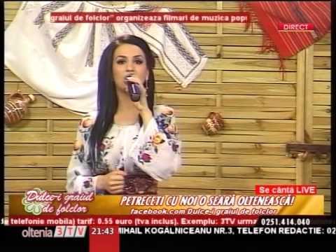 Laura Rosu - Colaj de muzica populara si de petrecere LIVE 2015 NOU