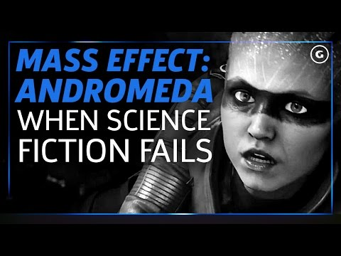 Mass Effect: Andromeda: When Science-Fiction Fails - Reboot