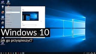 Windows 10 zwolnił? Zobacz, jak go przyspieszyć