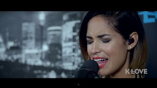 "Moriah Peters ""You Carry Me"" LIVE at K-LOVE"