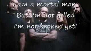 All That Remains - The Air That I Breathe (Lyrics)