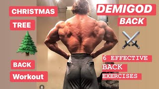 The Only Back Workout You Need For Today With Mike O'Hearn
