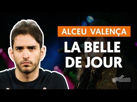 La Belle De Jour - Alceu Valença (aula de violão completa)