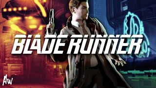 Blade Runner Old PC Game Review | Westwood