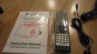 RV TV installed!. Axess 22
