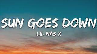 Lil Nas X - SЏN GOES DOWN (Lyrics)