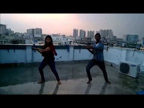 """Tum Hi Ho"" -Ashiqui 2 Dance Composotion -Trial Out Door Shoot"