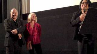 1- L.A. PREMIERE of Perry Henzell's NO PLACE LIKE HOME