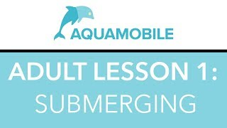 Learning to Swim as an Adult: How to Blow Bubbles Underwater