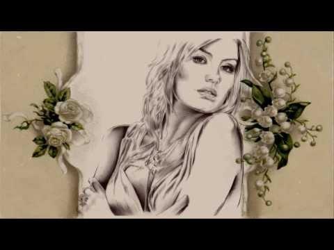 Женский образ   клипарт Рисованные лица