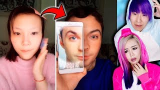 The Most Viral Asian Makeup Transformations On Tik Tok!