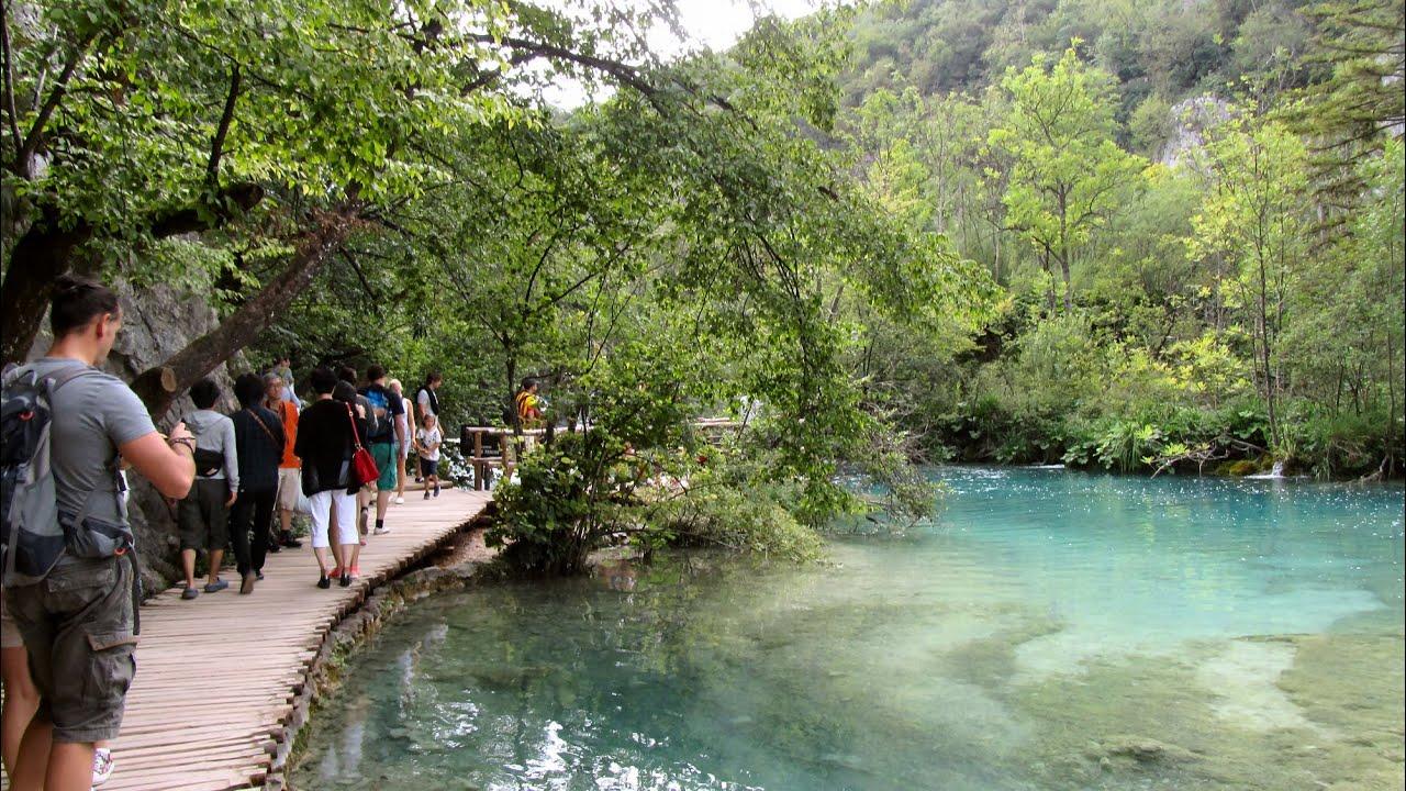 Croazia laghi di plitvice youtube for Disegni di laghi