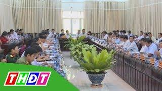 Hội nghị BCH Đảng bộ tỉnh Đồng Tháp lần thứ 11 | THDT