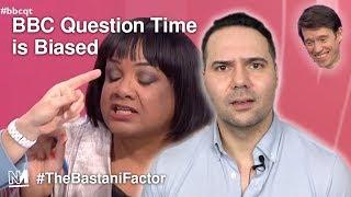 BBC Question Time Bias Against Diane Abbott - An Examination