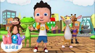 Если Весело Живется, Делай Так - Песни Для Детей .tv(Песни для детей с 3D-анимацией: Если Весело Живется, Делай Так - Песни Для Детей .tv Новинка! Приложение