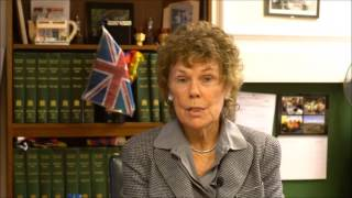 Kate Hoey on how the EU has not kept peace, and how they destroyed Greece #Brexit