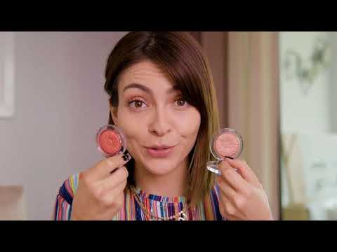 Maquillaje natural en tonos rosados I Anna Sarelly thumbnail