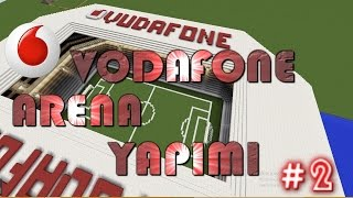 Vodafone Arena Yapımı Devasa Çatısı #2