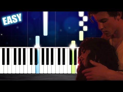 shawn-mendes,-camila-cabello---señorita---easy-piano-tutorial-by-plutax